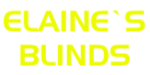 Elaines Blinds Logo